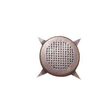 15mm net flat nailhead ornament