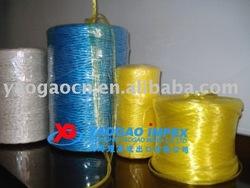 polypropylene flat yarn, pp split film twine