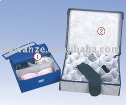 2015 divided storage boxes underwear storage box
