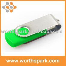 Swivel aluminium USB Flash Drive