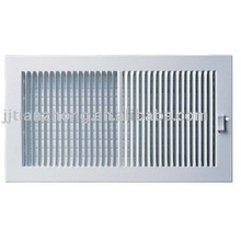 Sidewall/Ceiling Air Diffuser 2-Way with damper