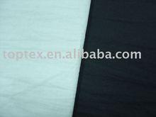 metallic polyester/cotton fabric