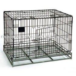 foldaway dog cage/dog cage