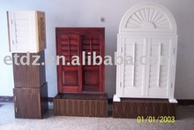 Wood Shutters and Components