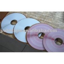 Adhesive sealing tape to seal OPP material plastic bags