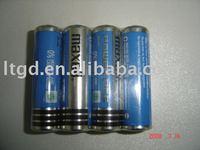 Maxell carbon zinc 1.5V R6 battery