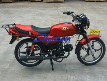 NEW MODEL: SKYTEAM AX100 4 stroke motorcycle ST100-2