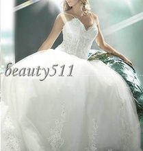 LASTEST popular wedding dress prom gownTP1(8)