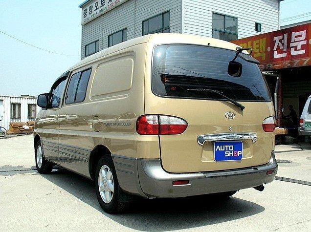 RV & Van--Hyundai Starex