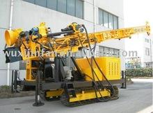 YSSL-300 Full Hydraulic crawler water well Drilling Rig