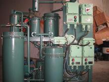 Combustible pesado purificador de aceite, Marina purificador de aceite de la máquina