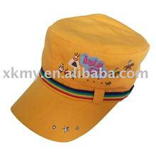 Embroidery children cap