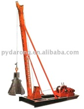 electric pile driver (piling machine,hydraulic pile driver)
