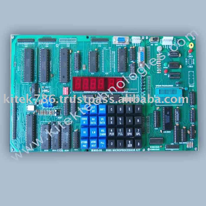 el microprocesador 8085: