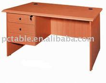 OT-04 office desk[office desk manufacturer] good quality big wooden office desk