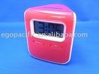 Solar Powered Clock CK9334