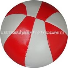 Phthalate free PVC basketball