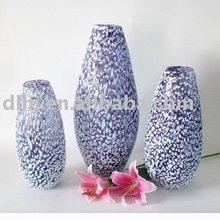 Murano Glass Vases in Violet