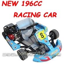 196CC Racing go kart