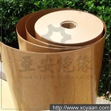 Flexible insulation laminates- mylar/kraft paper