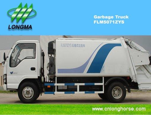 Isuzu 3 Ton Truck. 3 Ton ISUZU Garbage Truck