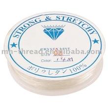 Wholesale Clear Elastic Crystal Thread