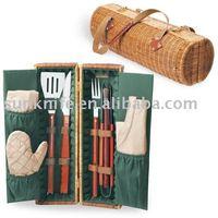 BBQ set bbq tools,outdoor cooking,bbq kit 0913