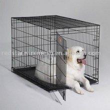 folding dog cage/pet cage