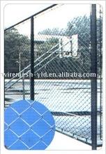 Hot Sale Galvanized Playground Chain Link Fence
