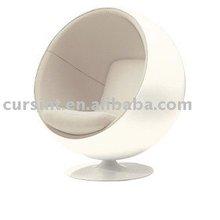 Fiberglass Ball Chair