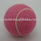 Pink Tennis Ball