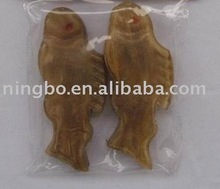Fish shape Dry dog treats food pet food products