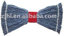 looped-end mop head, wet mop, cotton mop head