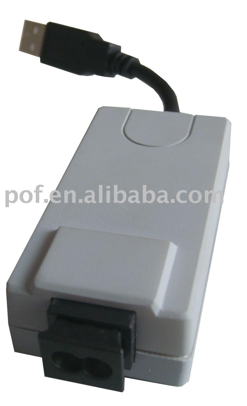 POF USB media converter
