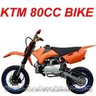 80cc dirt bike air cooled dirt bike two stroke bike(MC-642)