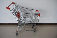 100L Asian shopping cart,shopping trolley, supermarket shopping cart,supermarket shopping trolley.