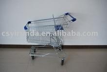 125L Asian shopping cart,shopping trolley, supermarket shopping cart,supermarket shopping trolley.