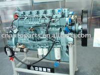 SINOTRUK HOWO truck parts engine