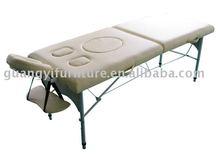 2-section aluminum alloy prenatal massage table