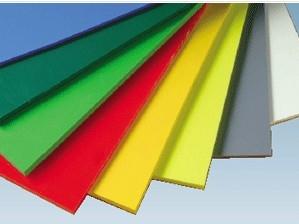 Unplasticized Polyvinyl Chloride Sheet Photo Detailed