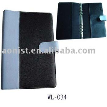 durable fashion design long black lady purse