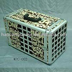 pet case/green meter pet case/pet/dog case
