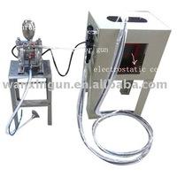 electrostatic liquid painting coating machine
