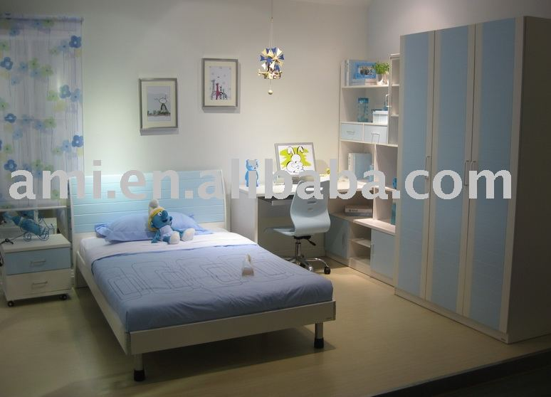 children furniture(bed,night stand,desk,wardrobe,chair,hanger ...