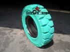 Green solid tyre(all sizes)
