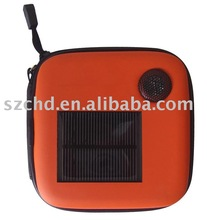 speaker bag with solar charging function,speaker bag for ipod.sound box for mp3,sound bag for ipod