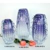 Waving Murano Glass Vase