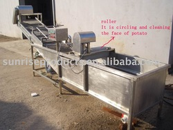 Fresh vegetable &amp; fruit washing machine