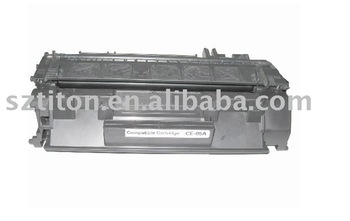 compatible HP 505A toner cartridge