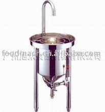Riso pulito della rondella del riso della macchina del riso di pressione di acqua di serie di SZX più magro